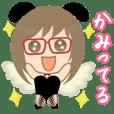 オタク女子バニーガール編