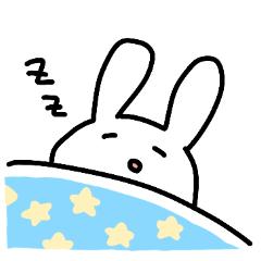 Rabbit Sticker !!