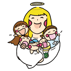 天使的福音祝福
