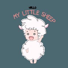 hello ! my little sheep
