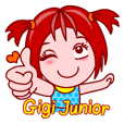 Gigi Junior Young Funny Girl (EN)