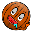 Basketball Club sticker