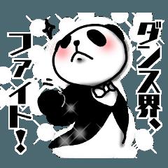 Ballroom dance Panda