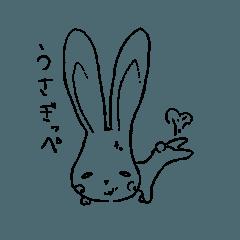 Farting rabbit