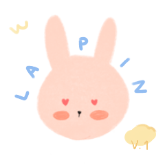 Lapin and friends