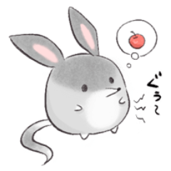 The healing of Mimitaro sticker