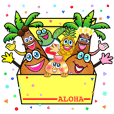 ALOHA's vol.2 Hawaiian happy life