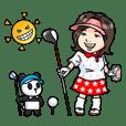 Golf OL SUNSUN