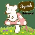 Squeak-san