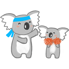Chummy Koalas