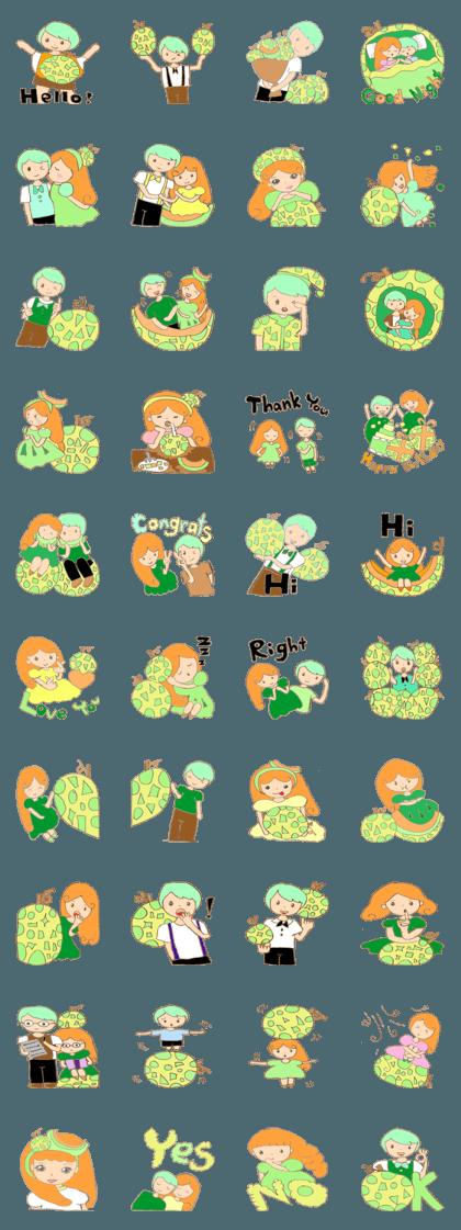 Melon Couples
