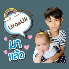 My baby Uro&Uk
