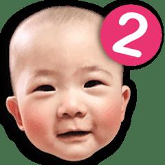 豬寶的日常-嬰兒篇2