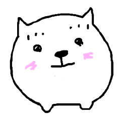 With puni cute cat every day