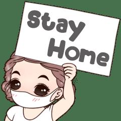 """Résultat de recherche d'images pour """"Nami Stay Home"""""""