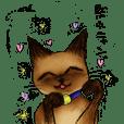 Incarnate Rabbit 2 -More Siamese cat!-