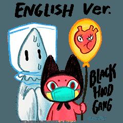 BlackhooD fights the virus English ver.