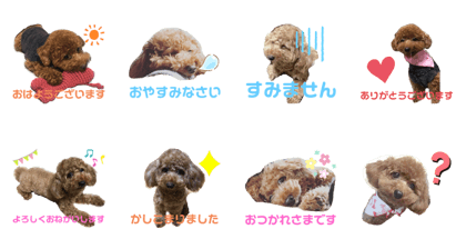 cocochan's stamp Part.1