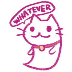 Ghost Kitty -English-