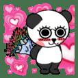 หมีแพนด้าน่ารักมาก 1