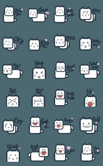 Cat minimal