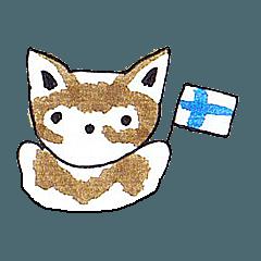Meri with finnish