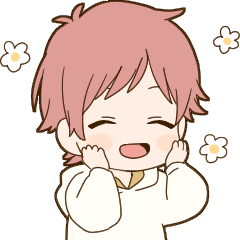 honwaka series(Pink-kun)
