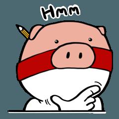Piggy Ninja
