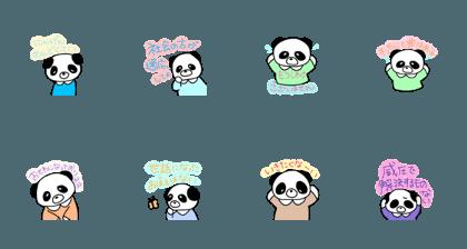 社会不適合パンダ