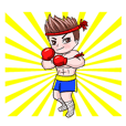Muay Thai man
