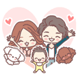 Naoki&Risa Family