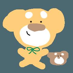 shibaken or bear