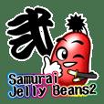 Samurai Jelly-Beans (Part 2)