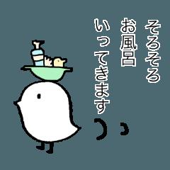 bird Daily greetings