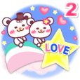 LOVE LOVE! I like you2 -Chocolate bear-