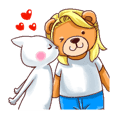 J Bear & F Cat