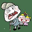三角飯糰家族