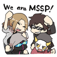 M.S.S Project Sticker
