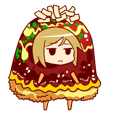 "Okonomiyaki idol ""Yukino"""