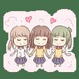 Daily Schoolgirls