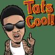 Tattoo Gangster (English)