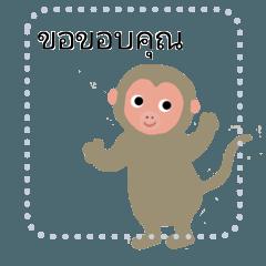 Monkey sarusa2