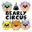 Bearly circus wonder forest