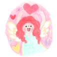 Angel Sticker 3