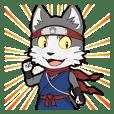 Ninja Cat HACHIWARE!