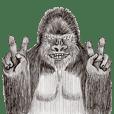Gorilla 2nd ver.