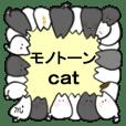 モノトーンcat.