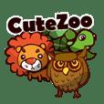 CuteZoo的招呼用語   O w O
