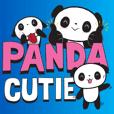 かわいいパンダパンダ