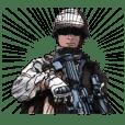 FPS・サバゲー・ミリタリースタンプ